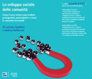 copertina sviluppo sociale comunità