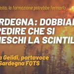 IL FUOCO DEVASTA, LA FORMAZIONE POTREBBE FERMARLO